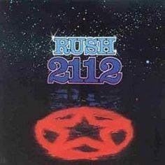Rush 2112 Album Cover