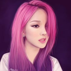 pink vibes by Hiba-tan.deviantart.com on @DeviantArt