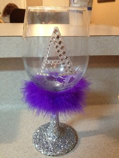 Personalized Wine Glass by RanchLaneDesign on Etsy