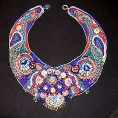 TRIBAL BEADED JEWELRY - Google Search