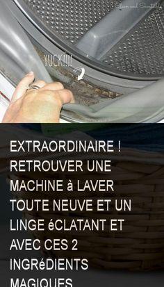 Extraordinaire ! Retrouver une machine à laver toute neuve et un linge éclatant et  avec ces 2 ingrédients magiques #Linge #Machinealaver #Machinealave #Ingredient #Ingredients #Magiques #Magique #Lave #Laver #Eclat #Machine #Extraordinaire #Chine #Eclatant