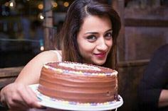 Trisha birthday cake in Newyork