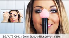 HOW TO USE A BEAUTY BLENDER STICK