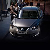 Drag the puzzle pieces to complete the picture and create your very own Suzuki Baleno.