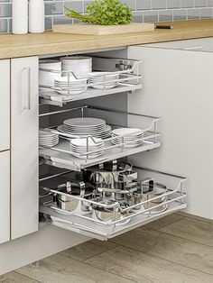 Individual + Pull-Out + Plus + - + To + Suit + + Wide + Base + Unit, + Supplie . - Individual + Pull-Out + Plus + - + To + Suit + + Wide + Base + Unit, + Supplie . Kitchen Pantry Design, Diy Kitchen Storage, Modern Kitchen Design, Home Decor Kitchen, Interior Design Kitchen, Kitchen Organization, Home Kitchens, Organization Ideas, Kitchen Ideas