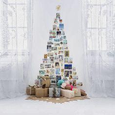 6 propuestas súper ingeniosas de arbolitos de navidad. La mayoría muy fáciles y súper padres para esta fechas. Anímate a hacerlas!!!