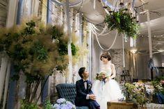 TRUNK BY SHOTO GALLERY での結婚式撮影① の画像 *elle pupa blog*