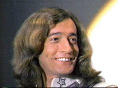 Robin Gibb...Thank you for the music!  R.I.P.