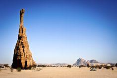 Ennedi Desert, Chad