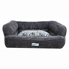 Simmons Beautyrest Colossal Rest Orthopedic Memory Foam Dog Bed Small  Silver * Learn more by visiting the image link. Note: It's an affiliate link to Amazon.