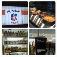 Lunch @ NFL