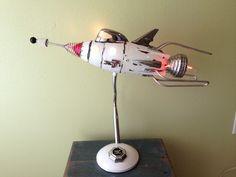 Výsledek obrázku pro rocket jet  robot miniature