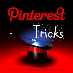 Pinterest – What to Do When the Pin it Button Doesn't Work Properly --- #blogs #pinterest #pinterest_tricks #enlightenednetworker