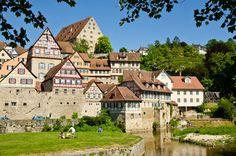 Schwäbisch Hall (© clearlens - Fotolia.com)