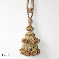 China (C10) Curtain Tassel Tieback, Curtain Holdback, Tieback, Curtain Tieback -Oedel Wholesale