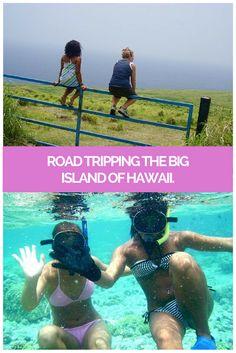 My road trip across the big island of Hawaii.