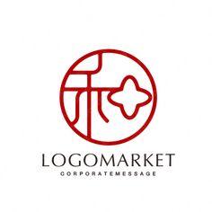 「和」を和モダンな家紋風のロゴマークにシンボライズしました。このロゴマークは「わびさび」「和の心」「伝統」という意味を込めたデザインとなっております。 Japan Logo, Japan Design, Monogram Logo, Branding Logo Design, Chinese Fonts Design, Band Logos, Book Layout, Symbol Logo, Typography Logo