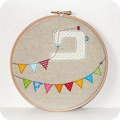 wall art happy craft party von pillipilli auf Etsy