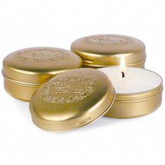 Seda France Elegant Gardenia Travel Tin Candle
