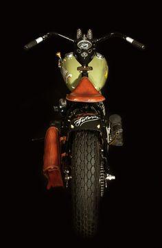Bobber Inspiration   Bobbers & Custom Motorcycles   Harley-Davidson Flathead bobber