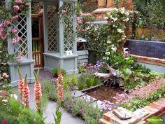 Chelsea Flower Show - 2004 | Courtyard Gardens