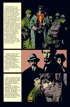 Hellboy Issue #1 - Read Hellboy Issue #1 comic online in high quality