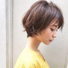 【2018年】僕のオススメスタイル✨ ゆるふわ かわいい 愛され マッシュショートボブ☆☆☆ ・ #柔らか#パーマ#小顔 ショートヘアの中でも挑戦しやすい、長さと形です^ - ^❣️ ・ ヘアカラーは【ベージュ】×【バイオレット】で柔らかな雰囲気に♪♪♪ ・ hair.make(@ramie_tonsoku ) ・ バッサリカットも気軽にご予約ご相談ください❣️ ・ 【インスタフォローしてご提示ください☆☆☆】 ・ ・ ・ GARDEN Ramie omotesando 東京都港区南青山3-18-11 ヴァンセットビル4F tel. 03-5775-4300 http://ramie-hair.jp/ 火・水 11:00 ~ 21:00 木・金 12:00 ~ 22:00 土・日 10:00 ~ 20:00 祝 日 10:00 ~ 19:00 月曜日 定休 ・ ・ ・ #iPhone美容師#ショートボブの匠#ミディアム も得意 好きなのは…