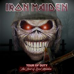 My Best of Iron Maiden 4-CD Project... - Ultimate Metal Forum