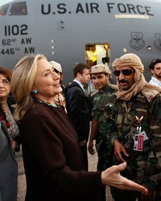 Hillary Clinton Smart Power and a Dictators Fall