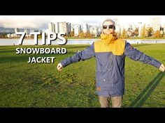 7 Tips for Buying a Snowboard Jacket