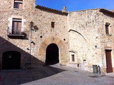 Pals in Gerona, Cataluña