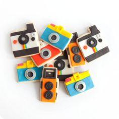 camera cookies! #nom