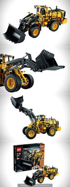 Lego technic Volvo L350F wheel loader 42030 Holy Fuck i want it!!