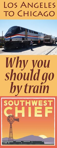 The SouthWest Chief is the ultimate way to see and appreciate the wonderful scenery of America's wild west.
