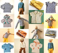 Celebrate the Boy! Tons of patterns and diy tutorials for making boys stuff