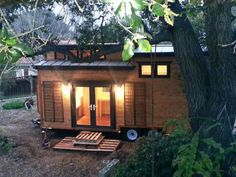 Habitats Tiny Homes is a San Diego tiny home builder with plans to