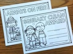 End of the Year Awards - Colorable by Simply Kinder | Teachers Pay Teachers