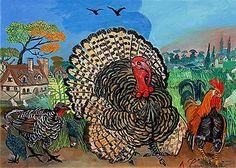 Antonio ligabue paintings