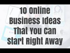 10 Online Business Ideas That You Can Start Right Away - http://insideminnesotatoday.com/10-online-business-ideas-that-you-can-start-right-away/
