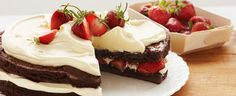 ... Pinterest | Duncan Hines, Almond Pound Cakes and Strawberry Brownies