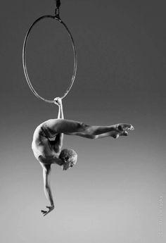 Elena Gatilova - Aerial Hoop / Contortion gatilova@live.com