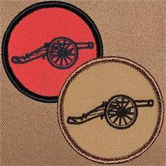 Cannon 2012 Patrol Patch (#511,511R)