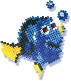 Finding Dory perler beads by SES