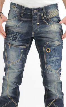 Cipo Baxx Mens Jeans C-1114