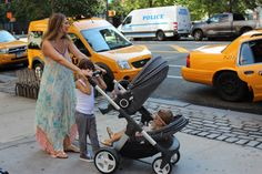 so perfect for hot summer days! hot summer days, stroller life, stylish mom, stokk crusi, stroller obsess, crusi stroller, lux stroller, babi lasat