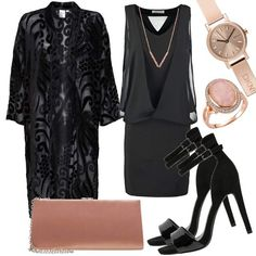Night Sensation  #fashion #mode #look #outfit #style #stylaholic #sexy #dress