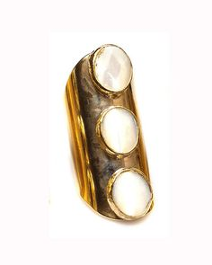 #StyleMint                #ring                     #Moonstone #Jonell #Ring  Moonstone Jonell Ring                               http://www.seapai.com/product.aspx?PID=1755964