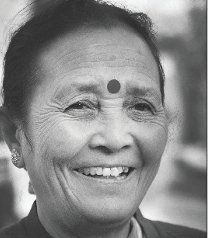 Anuradha Koirala - Born in Nepal, she is the world's most prominent anti-human trafficing activist.  Koirala is the founder of Maiti Nepal, an organization responsible for rescuing over 12,000 girls who have been trafficked as sex slaves in Nepal and India. She won the 2010 CNN Heroes Award.