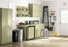 Martha Stewart Living™ Garage  Is there anything this woman can't organize?