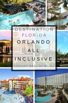 Orlando, Florida All Inclusive Resorts